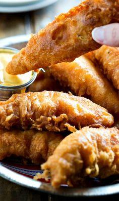 Chicken Crisper (Chili's Copycat)