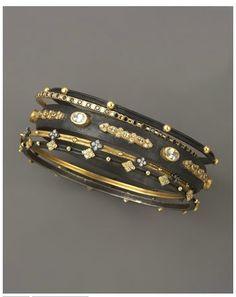 Armenta bracelets