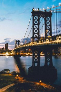 Manhatten Bridge, NYC