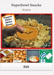 11 Great Superbowl Snack Ideas {Links to Love} - MomOf6