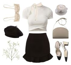 """""""Untitled #800"""" by foreverdreamt ❤ liked on Polyvore featuring Chanel and La Perla"""