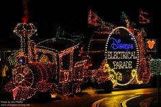 E is for Electrical Parade