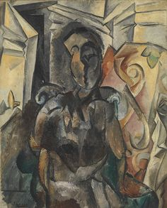 Pablo Picasso: Woman in an Armchair (1997.149.7) | Heilbrunn Timeline of Art History | The Metropolitan Museum of Art