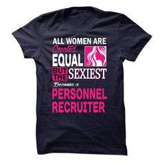 PERSONNEL RECRUITER T Shirt, Hoodie, Sweatshirt