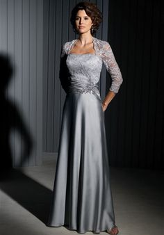 very pretty dress for mother of the bride!