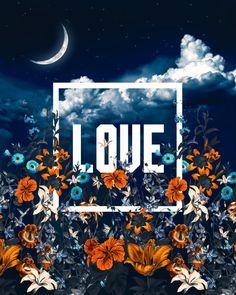 LOVE Art Print by Burcu Korkmazyurek | Society6