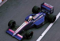 Bertrand Gachot Onyx - Ford 1989