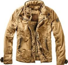 You might be thinking of that leather one. I returned it. Never wore it. Seemed a little cheesy or something. Didn't feel like me. - I thought you had this? Men's Leather Jacket, Vest Jacket, Vest Outfits, Cool Outfits, Nagano, Mens Fur, Mode Jeans, Herren Outfit, Mode Vintage