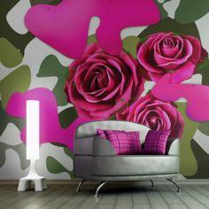 Fotomurale – Pink craziness