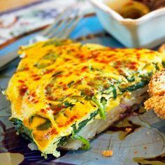 Easy Vegan Frittata Recipe - Food Matters - Mother Earth Living