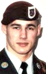 Army SSG Jacob G. McMillan, 25, of Lafayette, Louisiana. Died December 20, 2006, serving during Operation Iraqi Freedom. Assigned to 1st Battalion, 501st Parachute Infantry Regiment, 4th Brigade Combat Team (Airborne), 25th Infantry Division, Fort Richardson, Alaska. Died of injuries sustained when enemy forces attacked his vehicle using an improvised explosive device and small-arms fire during combat operations in Baghdad, Iraq.
