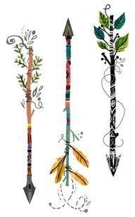 arrow hope tattoo - Google Search