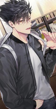 Focused on Kenma-INSIDE Korea JoongAng Daily, on Kenma-INSIDE Korea JoongAng Daily Anime is hand-drawn and computer animation originating from or associated with Japan. The word anime is t. Anime Sexy, Hot Anime Boy, Anime Boys, Anime Sensual, Cool Anime Guys, Handsome Anime Guys, Kuroo Haikyuu, Manga Haikyuu, Haikyuu Fanart