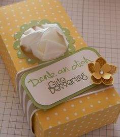 #Tempo-Box#Stampin`Up!#GuteBesserung#PetitPetals