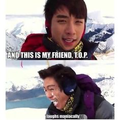 big bang, daesung, funny, g-dragon, kpop, meme, seungri, snow, t.o.p, taeyang