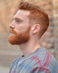 Hipster Haircut For Men Hot Ginger Men, Ginger Beard, Ginger Hair, Ginger Guys, Mens Hairstyles With Beard, Haircuts For Men, Hairstyle Men, Mullet Hairstyle, Black Hairstyles