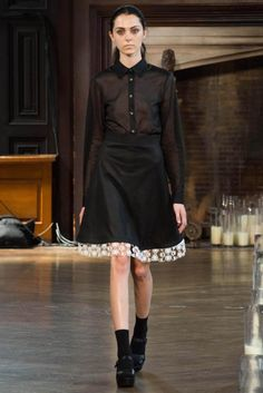 Katie Gallagher Spring 2015 Ready-to-Wear - Collection - Gallery - Look 1 - Style.com