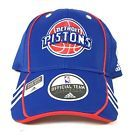 For Sale - Vintage Detroit Pistons Adidas Hat NBA Basketball Baseball Cap One Size - See More At http://sprtz.us/PistonsEBay