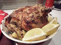 Siskot kokkaa: Sinapin kohtalo ja ehkä parasta kanaa mitä olen ikuna laittanut