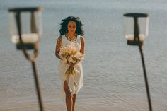 A glorious sunny day guided by nature, sensations and colours with an astonishing, elegant bouquet in White & Gold Earth Tones, the sea whispered words to the sand that were faded with her first touch. Gold Sand, Earth Tones, Sunny Days, Sunnies, Bouquet, White Gold, Colours, Touch, Sea