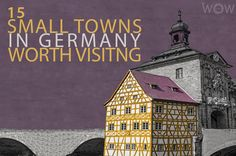 Germany boasts some of the most colorful, charming and singular medieval small towns in Europe. Here is our pick of the 15 Small Towns In Germany Worth Visiting.