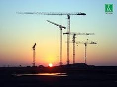 Tower crane operators use tower cranes to lift, move, position and place materials and equipment.