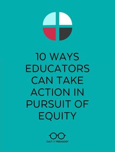 Awareness of educational inequity is important, but we also need to take action. Pedro Noguera shares ten ways educators can do just that. Teaching Strategies, Teaching Tools, Teaching Resources, Teaching Spanish, Classroom Resources, Teaching Ideas, Classroom Ideas, Diversity In The Classroom, Education Policy