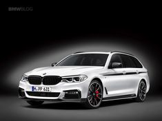 BMW M Performance Parts for the new BMW 5 Series Touring - http://www.bmwblog.com/2017/03/07/bmw-m-performance-parts-new-bmw-5-series-touring/