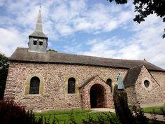 Tréhorenteuc - Graals' church