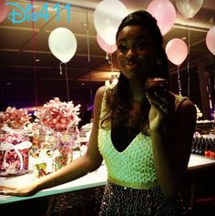 """Zendaya, McClain Sisters, """"Girl Meets World"""" Stars, Olivia Holt And More At Coco Jones' Sweet Sixteen Party"""