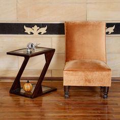 Beistelltisch ZZZ! aus recyceltem holz   handgefertigt   stabil   Boho shabby chic   46 x 38 x 50   Design Möbel aus recycelten Materialien von trendsdeco auf Etsy