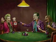Joker's Wild Card Game