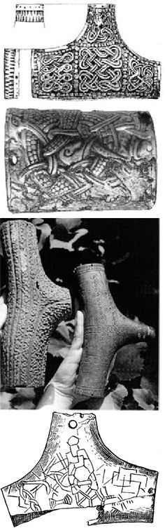 Cum grano salis - Salt and prestige. Late Viking Age and Early Medieval T-shaped and Cylindrical Salt Containers (2007)   Sten Tesch - Academia.edu