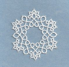 Tatting Fool: My Tatting Patterns