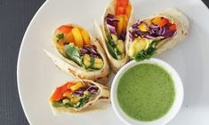 Tacos, Mexican, Arc, Ciel, Ethnic Recipes, Food, Coriander Leaves, Red Cabbage, Eten