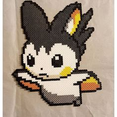Emolga - Pokemon perler beads by peckapon