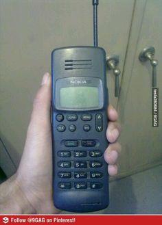 Old Nokia phone