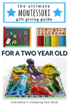 Birthday Gifts 2 Year Old Girls The Ultimate Montessori Inspired Gift Giving Guide For A Two