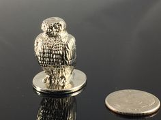 Harry Potter Scene It? Game Replacement Hedwig Piece Metal Crafts Jewelry Owl  | eBay