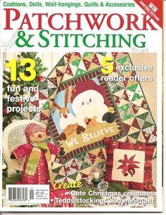 Patchwork & Stitching - Denise Moraes - Álbumes web de Picasa