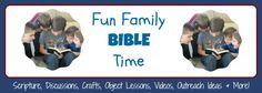 fun family bibletime