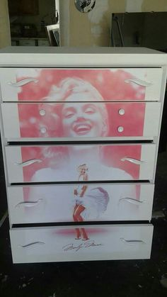 Beautiful Marilyn Monroe Dresser We Created It S For Sale