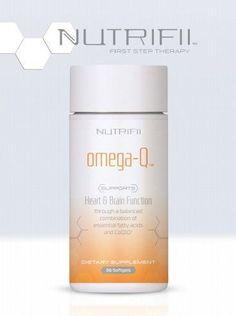 #OmegaQ #Health #Ariix #Supplements