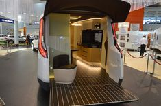 Caravisio Blends Over 20 Designer's Ideas Into A Futuristic RV Mindstorm