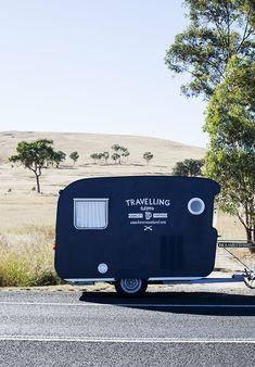 Oh my - this is cute! - Travelling Wares caravan shop   Australia