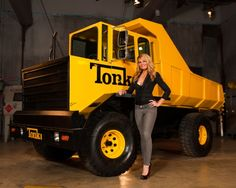 Awesome vintage Tonka truck comes to life!
