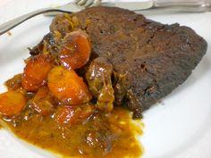 Recette de c tes au four sur pinterest recettes de c tes - Cote de boeuf en cocotte au four ...