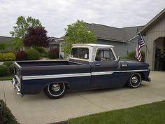 Chevrolet : C-10 Custom DeLuxe 1965 Chevy C10 shor - http://www.legendaryfinds.com/chevrolet-c-10-custom-deluxe-1965-chevy-c10-shor/