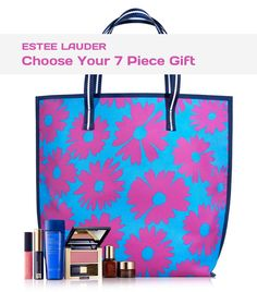 This is a 7-pc gift at Lord & Taylor. Free when you spend $45 or more. http://cliniquebonus.org/estee-lauder-gift-gwp/