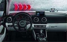 Control centre #Audi #A3